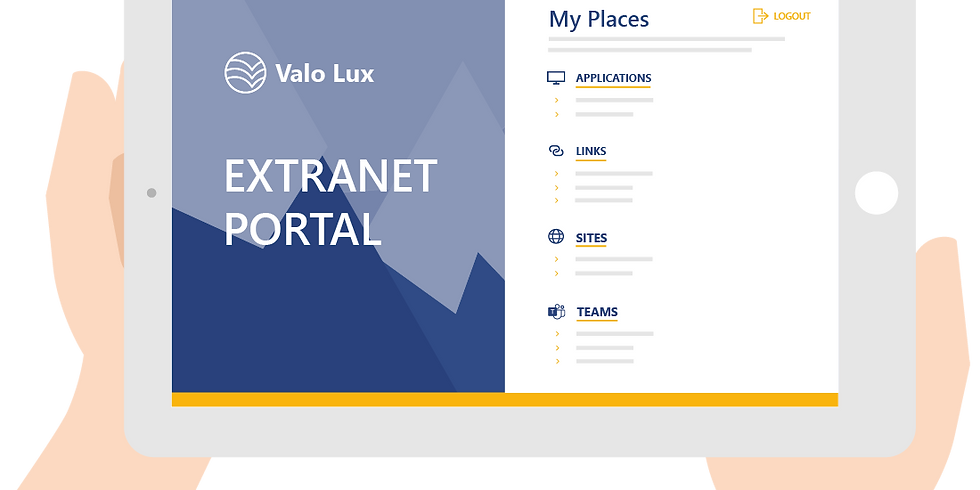Valo Entrance Webinar at 10AM