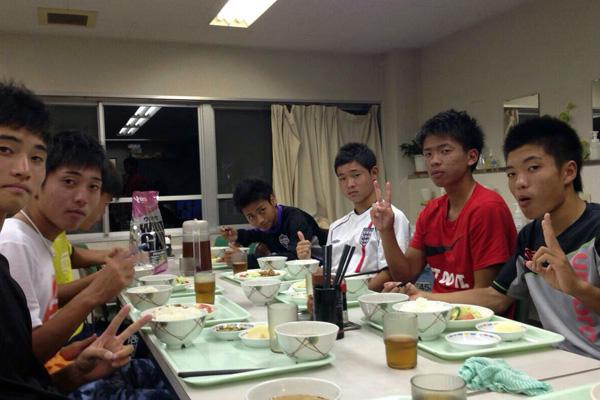 紫英寮食事