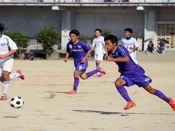 第94回全国高校サッカー選手権大会 龍谷VS.唐津南