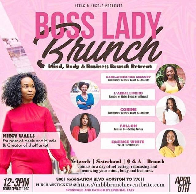 Boss Lady Brunch