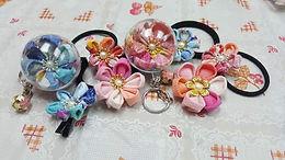 和風布花工作坊 Japanese style flower workshops