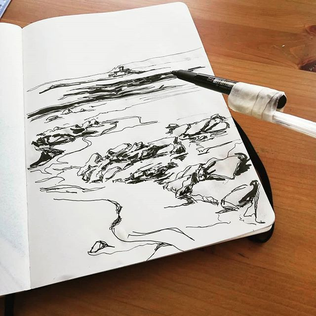 Day 19: Drawing from Distance