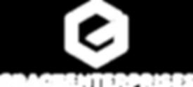 Grace Enterprise Logo White + Text Hi-Re
