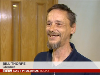 From Homelessness to Employment- Read Bill's full story here!