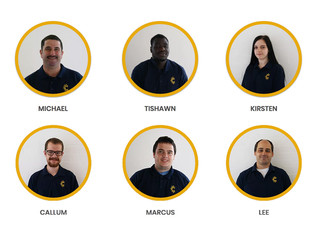 Welcome to our new starters!