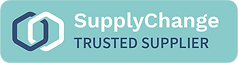 SupplyChange Website Badge Turquoise Hi