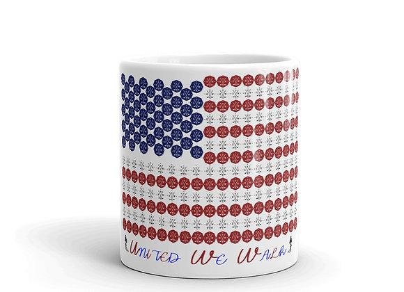 United We Walk - All American Mug
