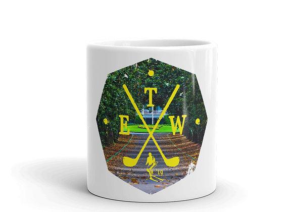 A Spring Tradition Shield - Magnolia Lane Mug