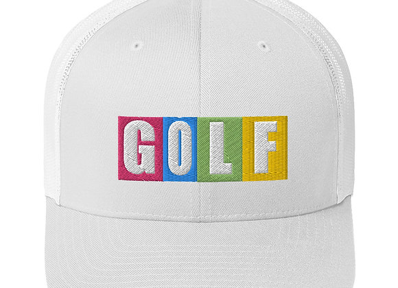The Game of GOLF - Trucker Cap