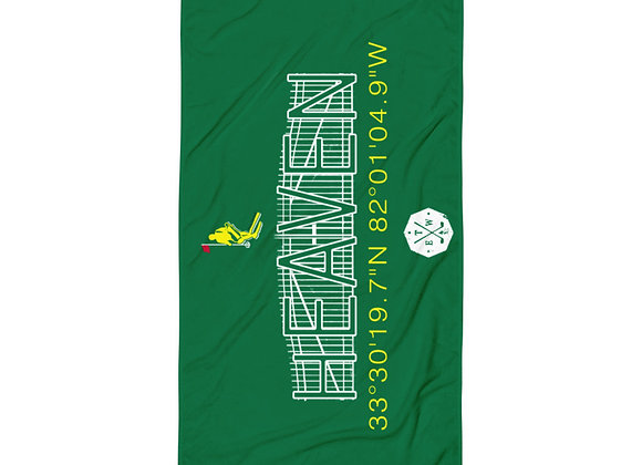 Heaven's Gate's - Spring Tradition Oversized Golf Towel