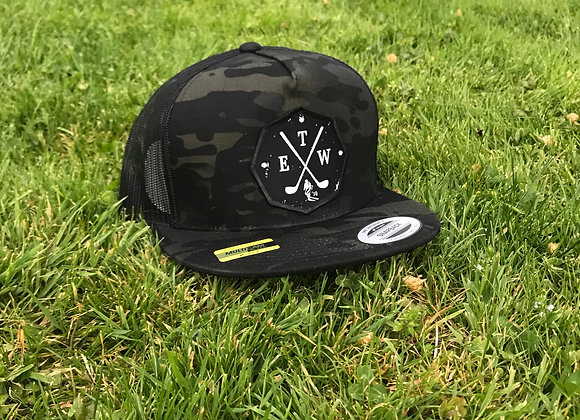 ETW Shield - Camo Snapback