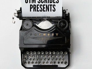 UTM Scribes Publishing Panel