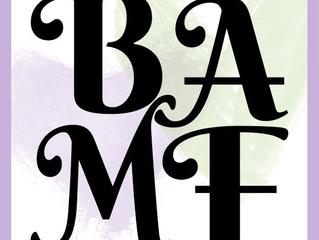 Guest Post on BAMFs Aloud