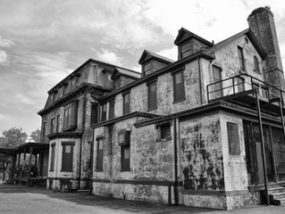 Haunted National Parks: The Officer's Club Ghost