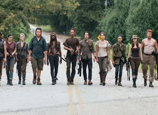 5 Things The Walking Dead Taught Me About Paranormal Investigation