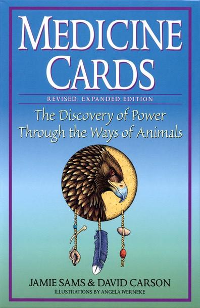 Medicine Cards book