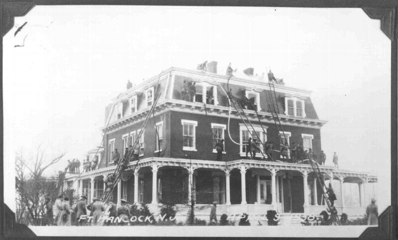 Historic Photo Fort Hancock, NJ