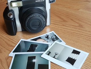 Review: Fujifilm INSTAX 300 for Paranormal Investigation & Spirit Photography