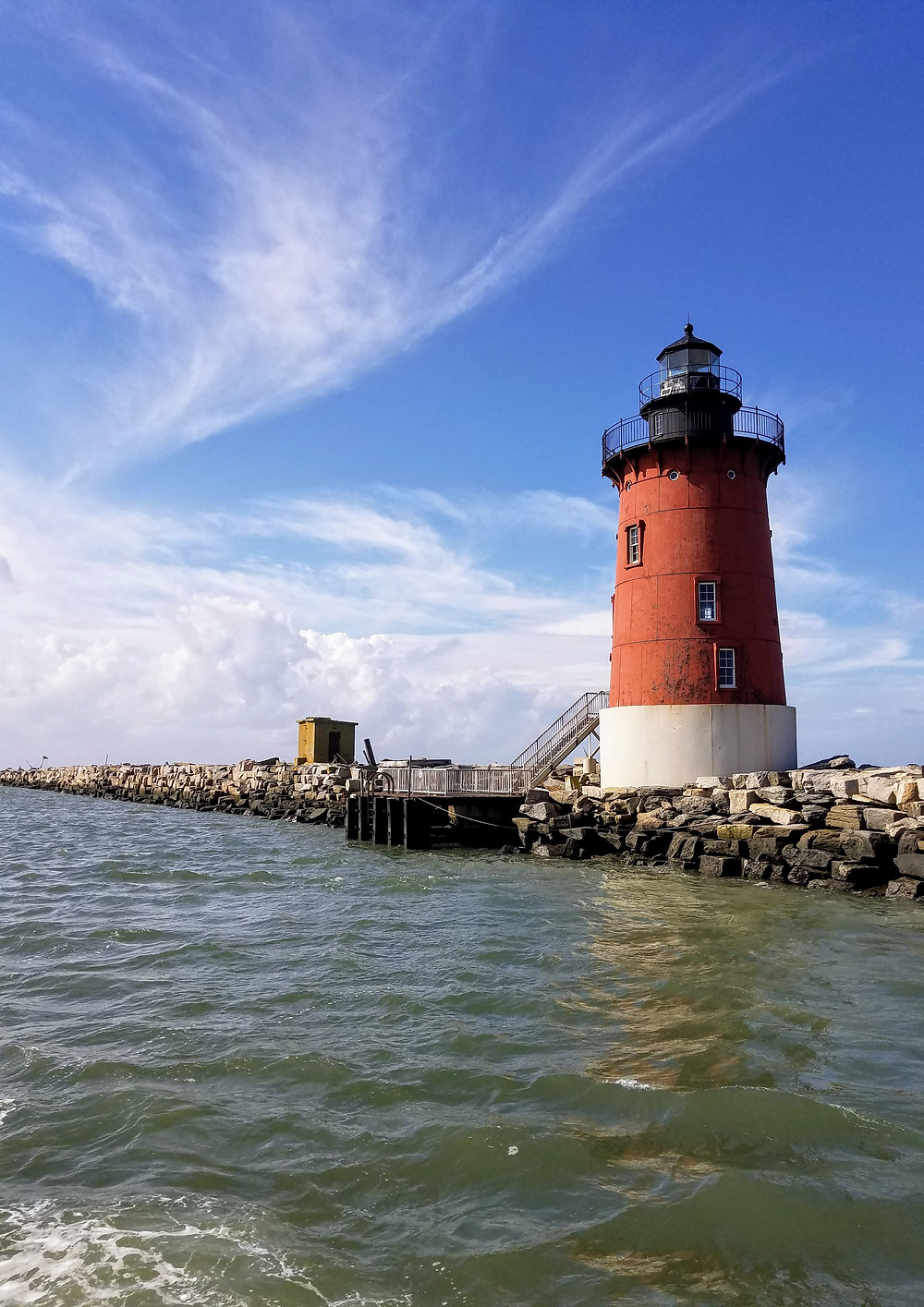 East End Lighthouse, Lewes, Delaware