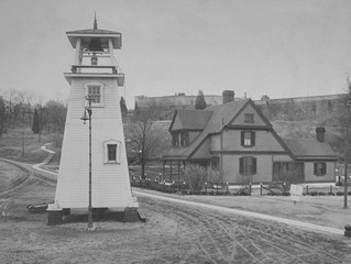 Haunted National Parks - The Lighthouse Keeper's Ghost
