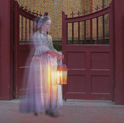 Ghostly Innkeeper