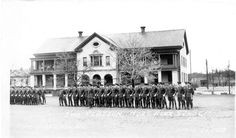 Parade Field at Fort Hancock