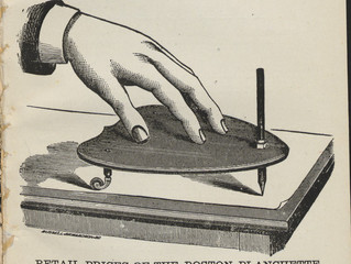 Which Came First, the Ouija or the Planchette?