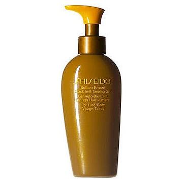 Suncare brilliant-bronze-quick-self-tann