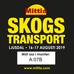 Mittia Skogstransport 16-17 Augusti.