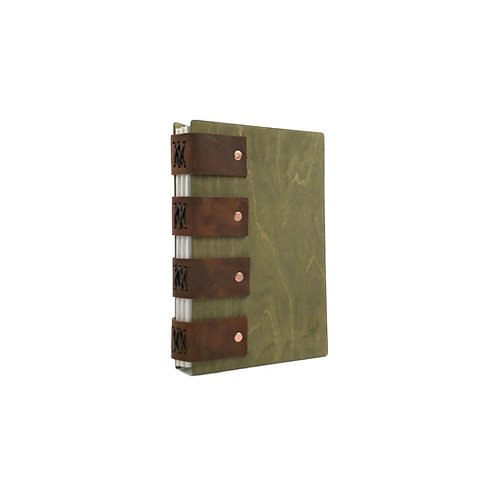 Wood & Leather Journal