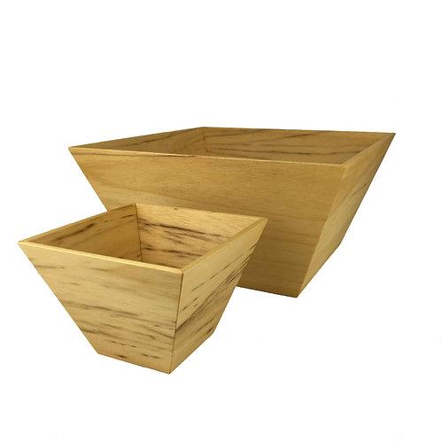 Wooden Bowl | Large