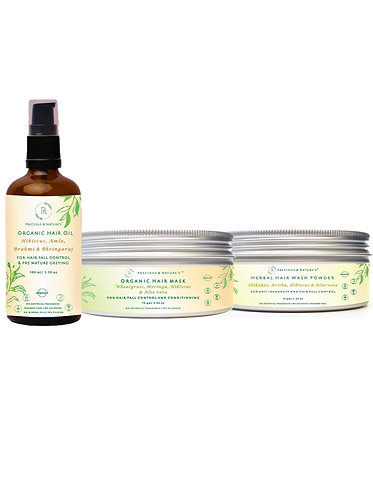 Hair fall Control & Conditioning Kit
