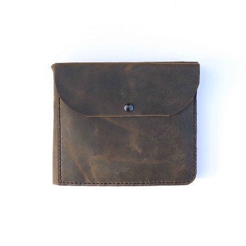 Leather Case   Knitting Needle Pouch
