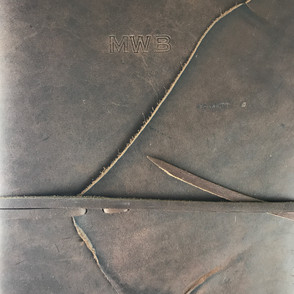 custom-brown-leather-personalized-initia