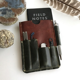 EDC Field Notes Cover