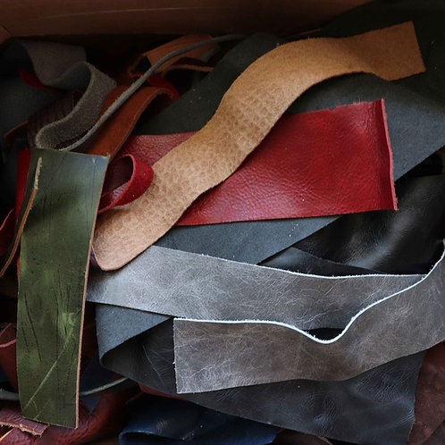 Leather Remnants | Small