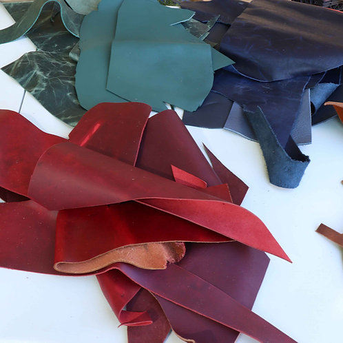 Leather Remnants | Large