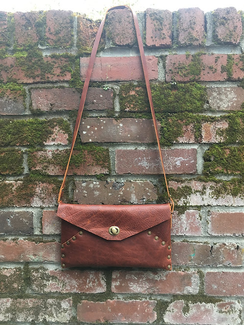 Leather Envelope Purse