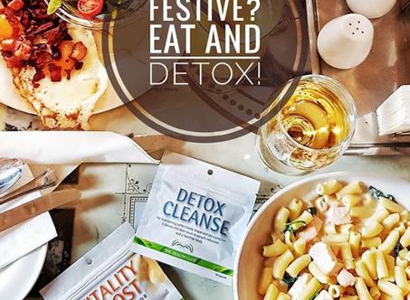 Detox your body during this festive season!