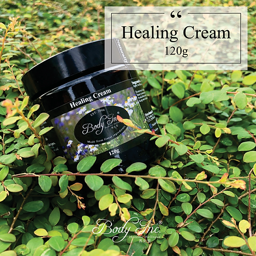 Healing Cream / Eczema / Psoriasis / Anti-bacterial / Anti-fungal / Anti-viral