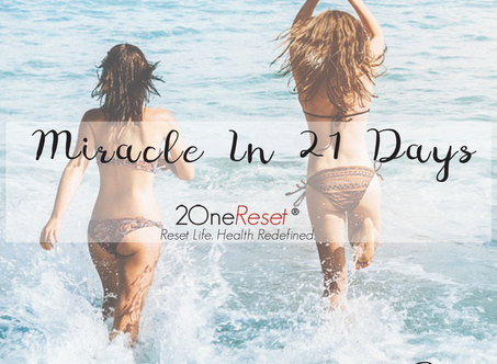Miracle In 21 Days