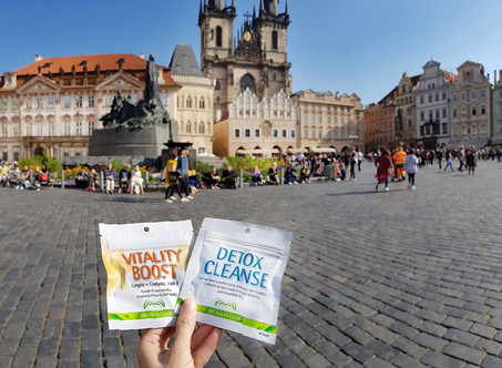 Tips to boost your vitality during travel!