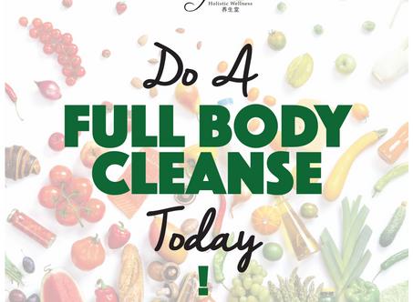 Full Body Cleanse!