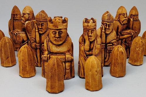 Lewis chessmen II skakbrikker