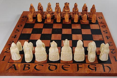 Lewis chessmen skak
