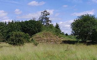 Gravhøj 2 ved Skrydstruppigens gravhøj