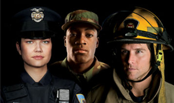 Veteran and first responders