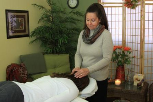Reiki Consultation and Treatment Session