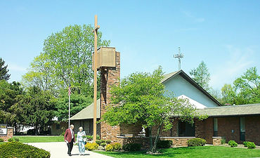 Havens Corners Church Blacklick David Allison image images sign