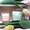 Thumbnail: Keskikokoinen aromaterapiakynttilä
